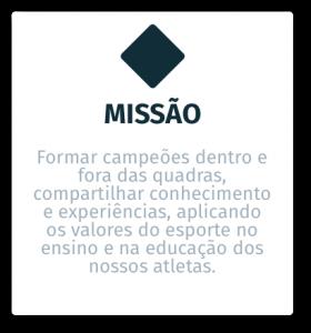 card missão
